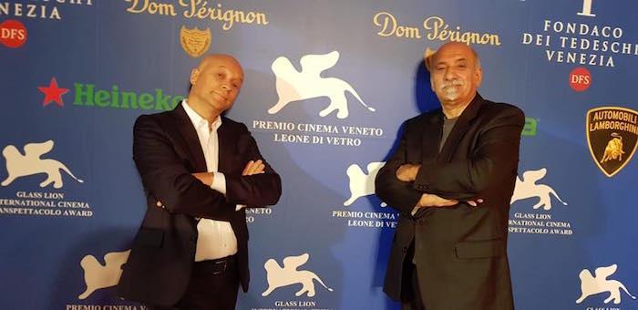 Leo da Vinci vince il Premio Cinema Veneto Leone di Vetro in occasione di Venezia75