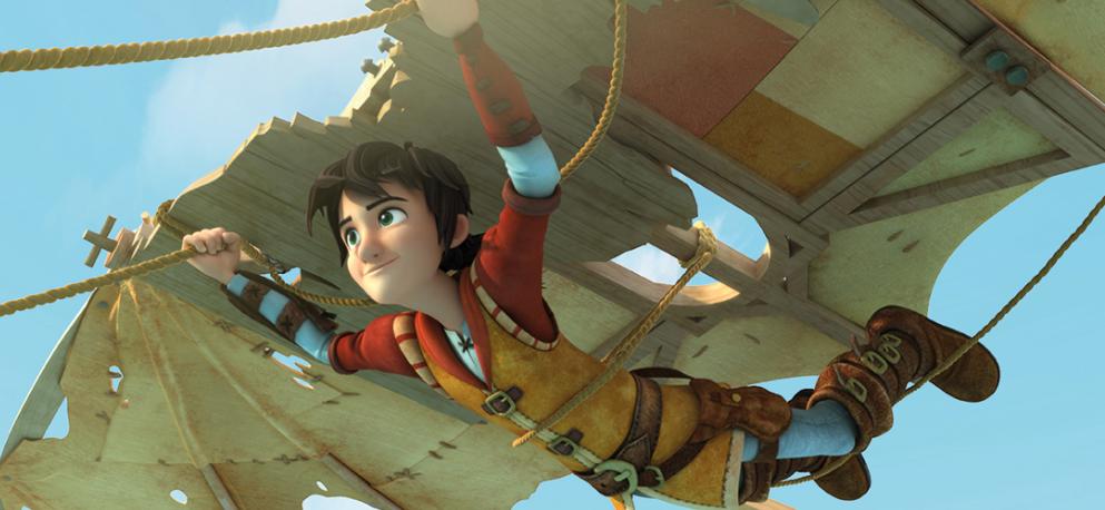 Leo da Vinci – Missione Monna Lisa partecipa al MONSTRA – Lisbon Animated Film Festival