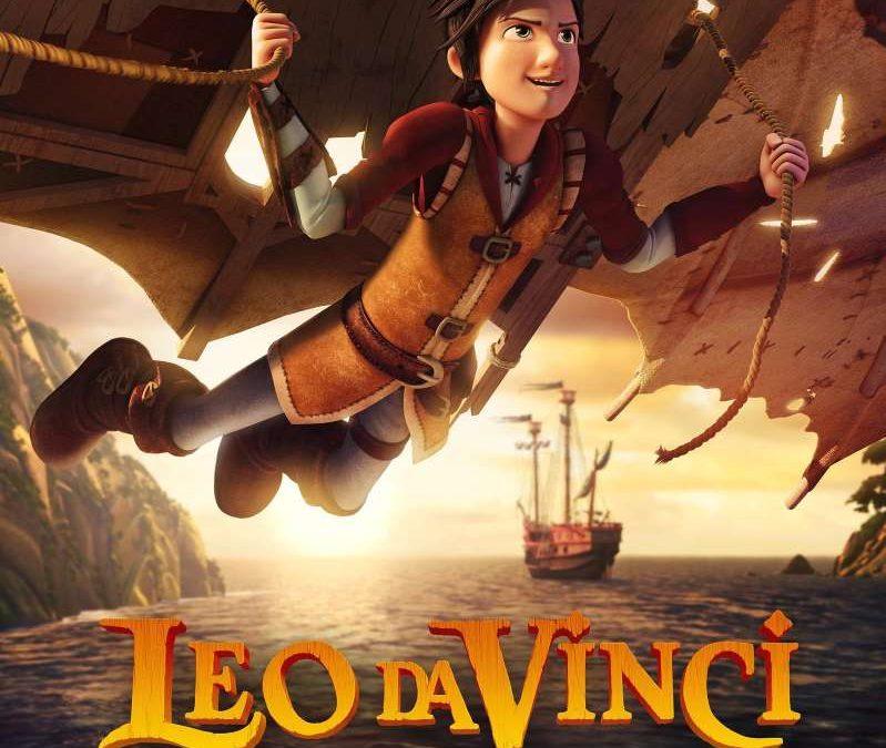 Leo da Vinci negli USA: il film di Gruppo Alcuni arriva nei cinema americani