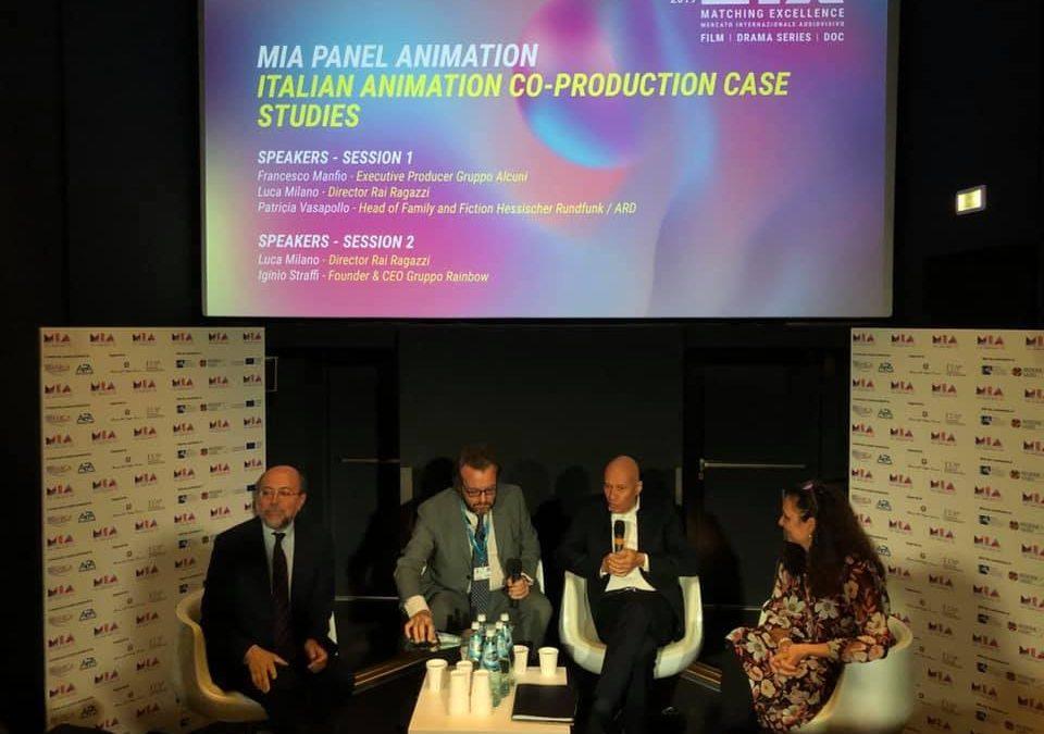 Leo da Vinci al Mia Market 2019: il successo di una co-produzione internazionale per una serie in animazione italiana