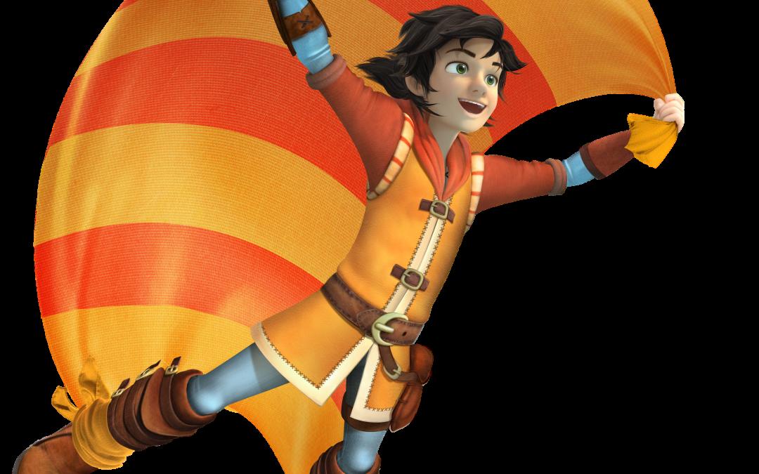 Leo da Vinci e il sogno di volare: costruisci il paracadute ideato dal Genio!